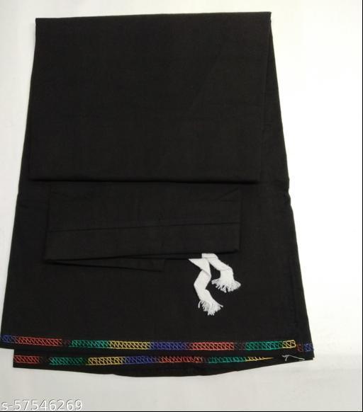 Womens Trenty Black color petticoat 7 part Black