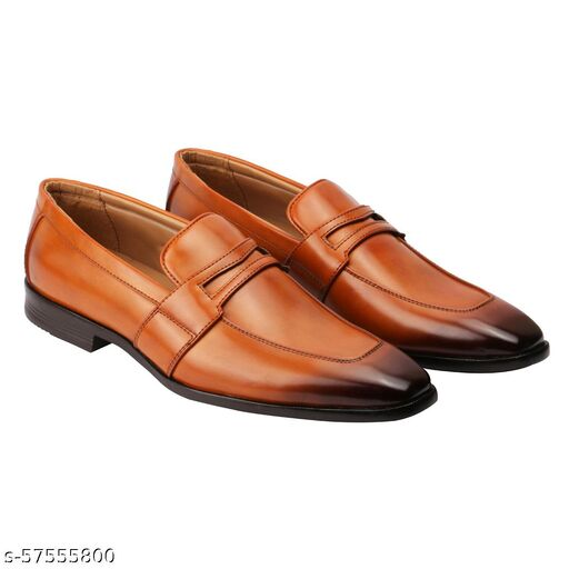 Harrytech London_Loafer Shoes TanCorpus1 Color For Men