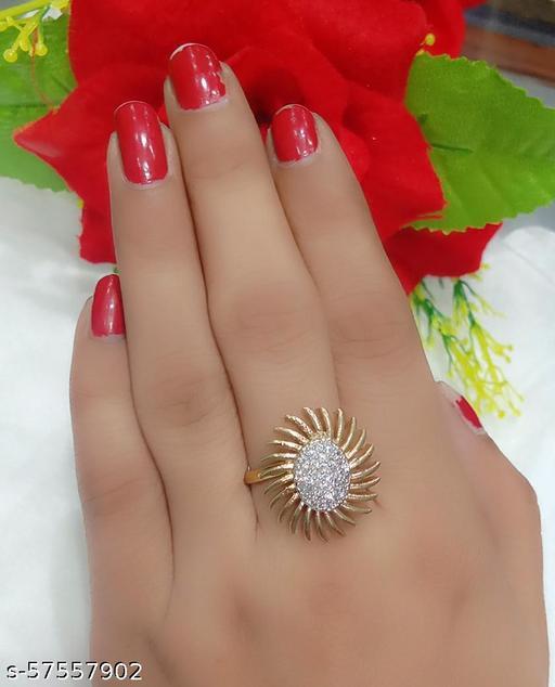 Trendy rings for women and girls