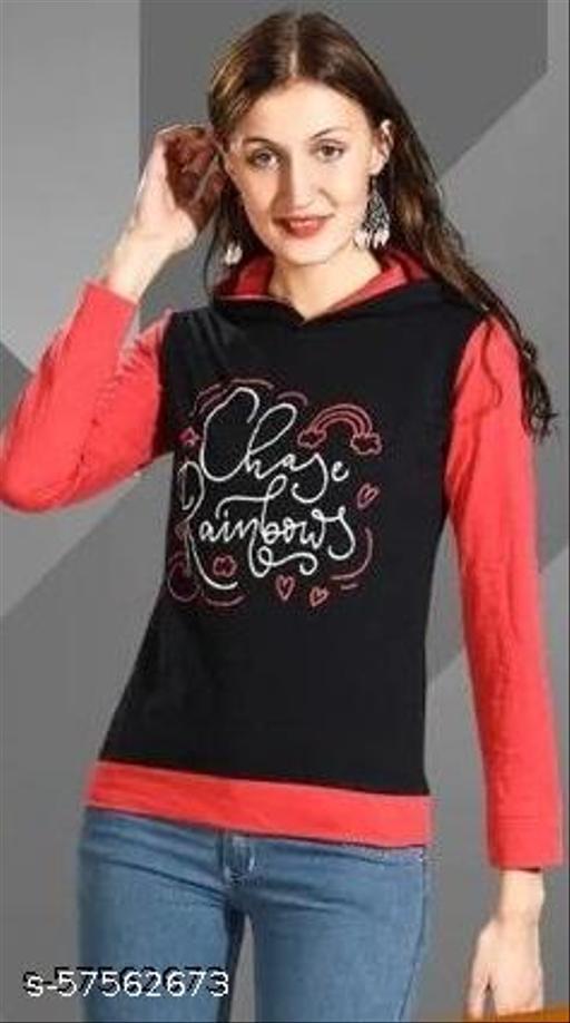 Fancy Graceful Women Sweatshirts