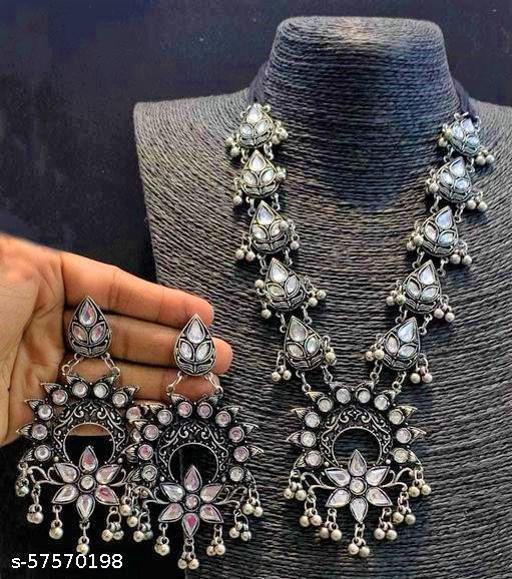 Elite chunky jewellery set