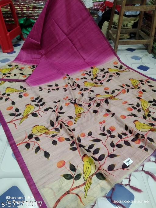 Semi Matkha silk