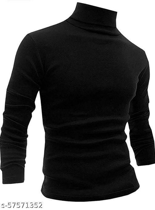 Attractive Men Thermal Thermal Topwear