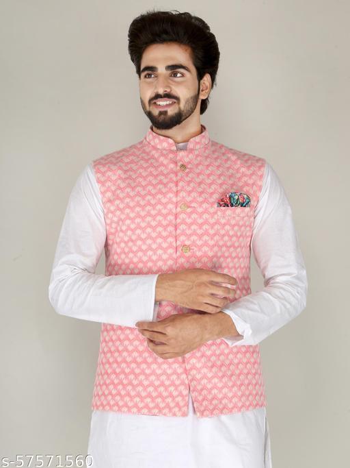 Fancy Men Ethnic Jackets