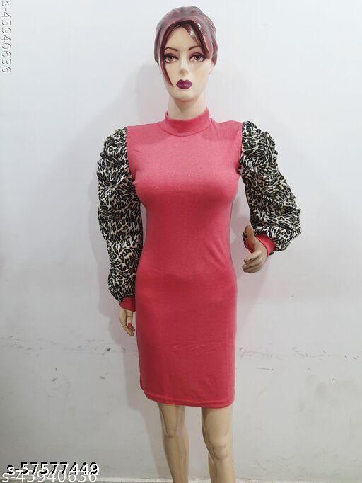 Long dress Tigr prinl