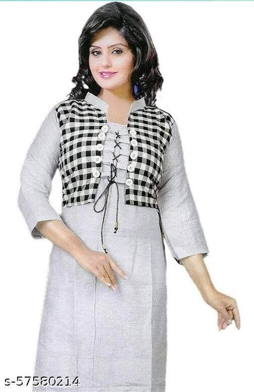 Khadi Cotton Kurti