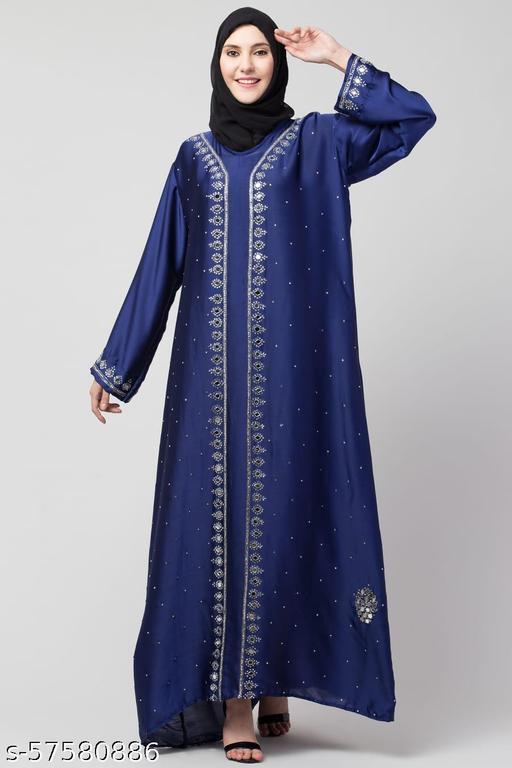 Embalished Abaya
