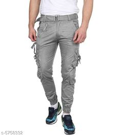 Trendy Men's Cargos