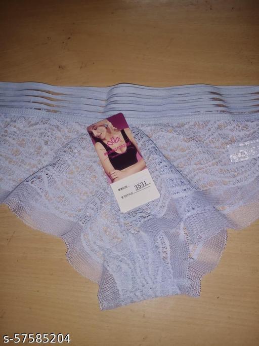pure net stylish panty