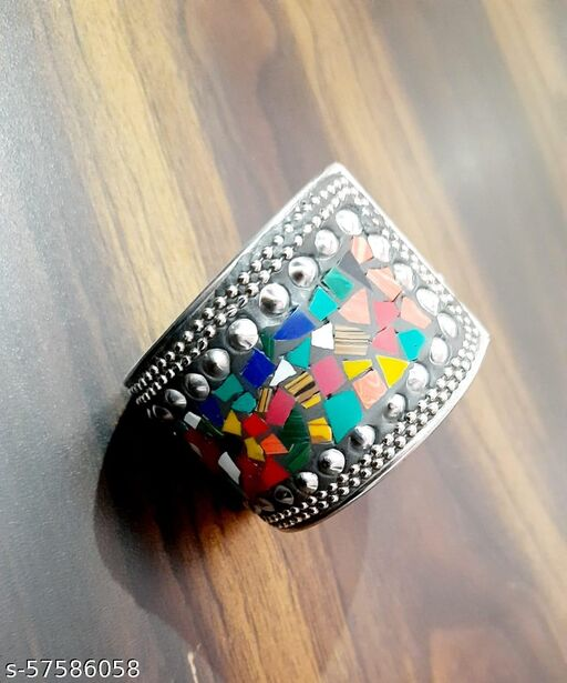 Oxidized New Bracelet