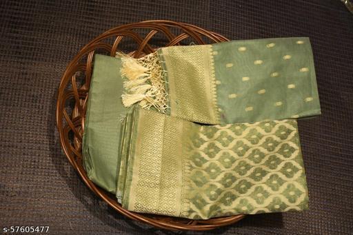 Banarasi Pure Katan Silk Suit