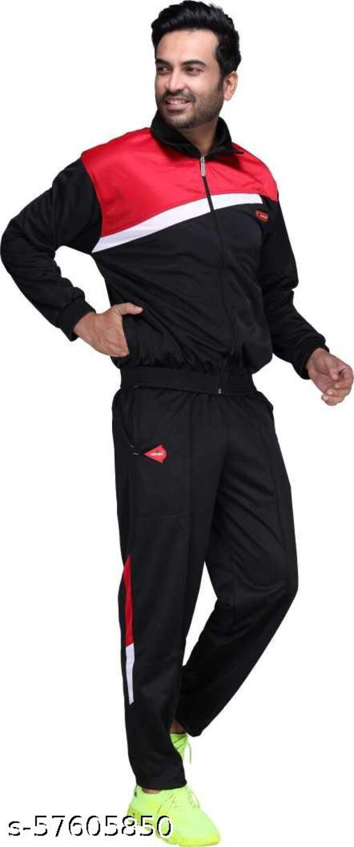 Carltron Men's  Stylish Track Suits