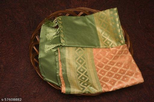 Banarasi Pure Munga Silk Suit
