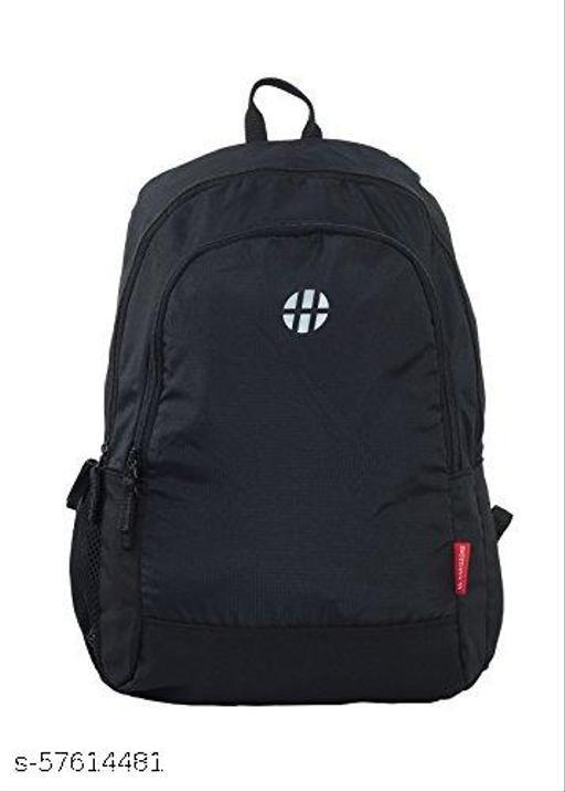 Y NOT Black Bags & Backpacks
