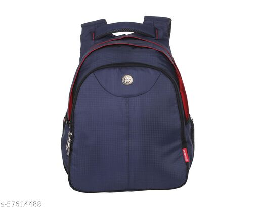 ZEUS LAPTOP Navy Blue Bags & Backpacks