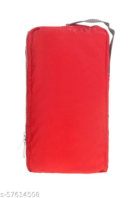 SLIPPER POUCH Red