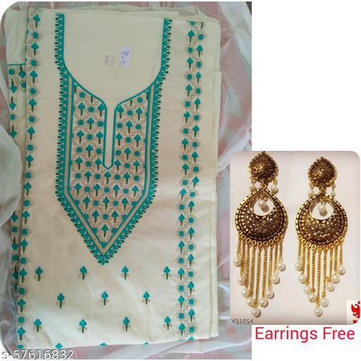 Kashmiri Design Suit Woman's Fashion