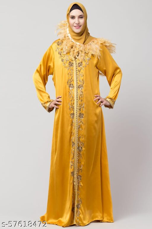 Women Ethnic  Muslim Wear Abayas