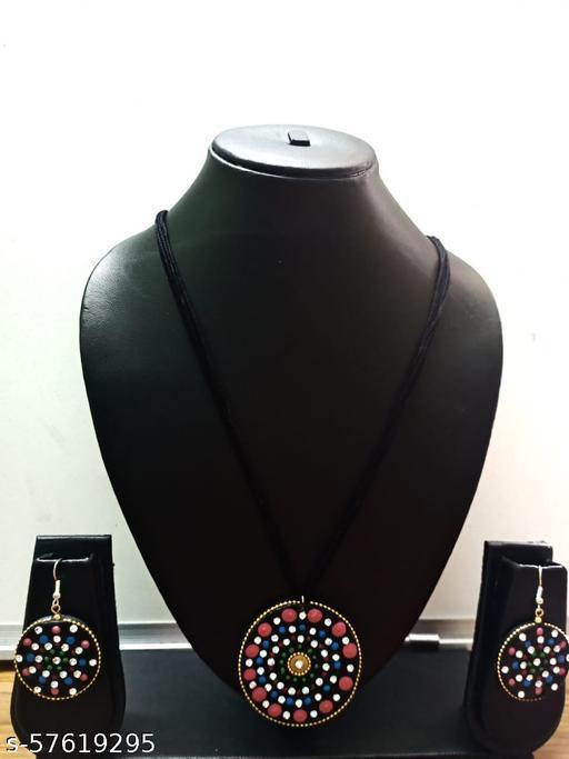 KavyaJeni Jewellery Set
