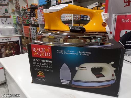 electric iron heavy