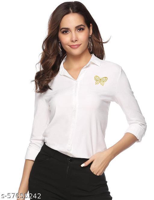 Dockstreet Women Printed Casual Shirt