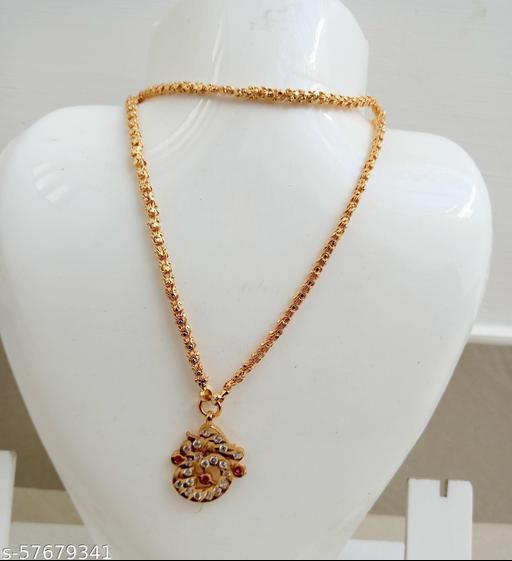 Rifana gold impon dollar chain