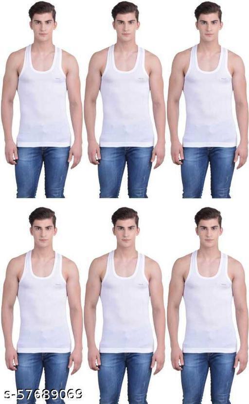dollar bigboss men of vest pack of-6