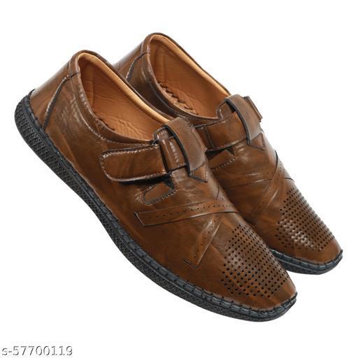 SAIYAN Stylish Black Sandal For Men