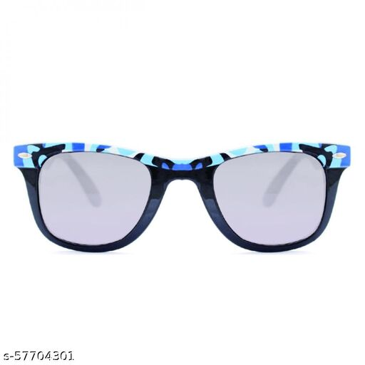 affable unisex over sunglasses by jazz inc, frame color blue (LWF25)