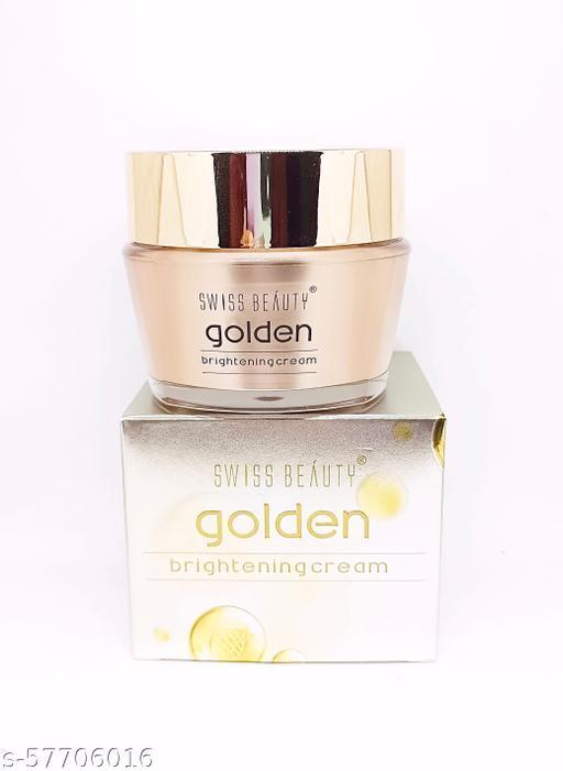 Swiss Beauty Golden Brightening Cream