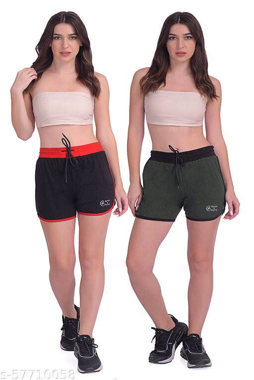 BT-008 Hot Pant Pack Of -2