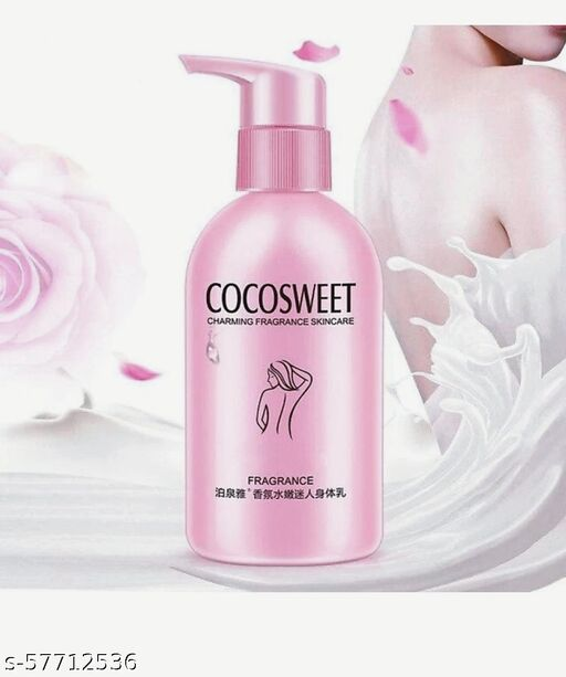 Intensive Care Glow Body Lotion, COCOSWEET (250ml)