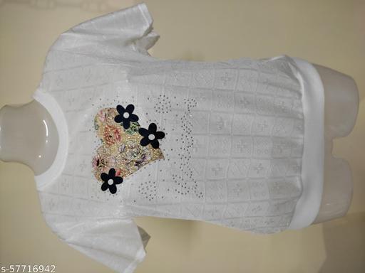 Imported Graceful Soft Embellished Top