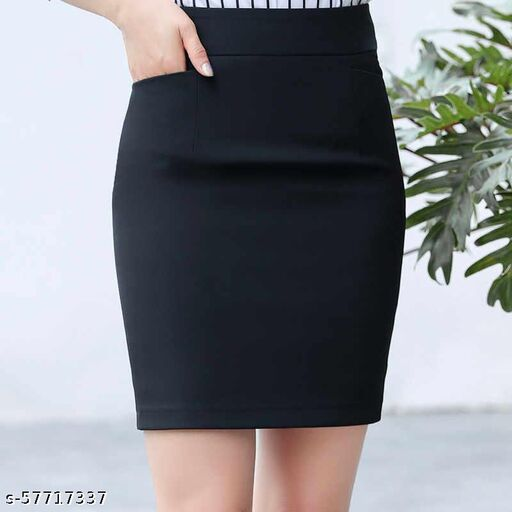 formal short skirt