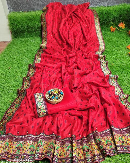 new fancy saree