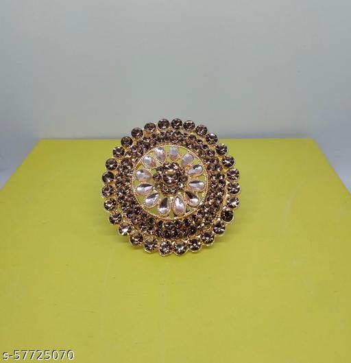Shimmering Charming Ring