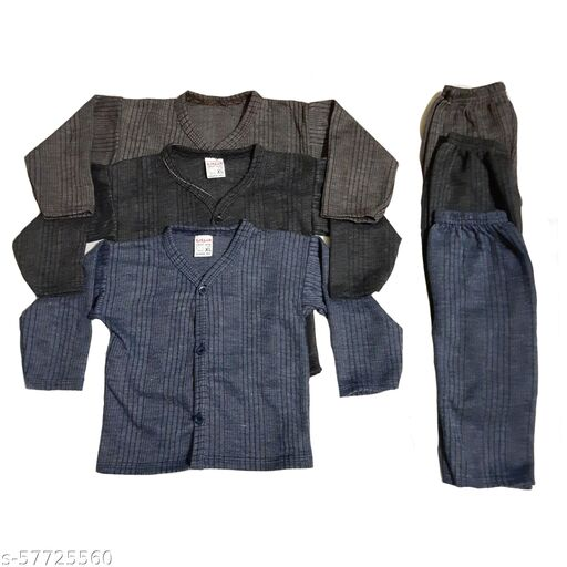 Baby Unisex Thermals Set of 3