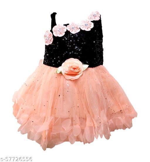 Trendy Kids Frock & Dress