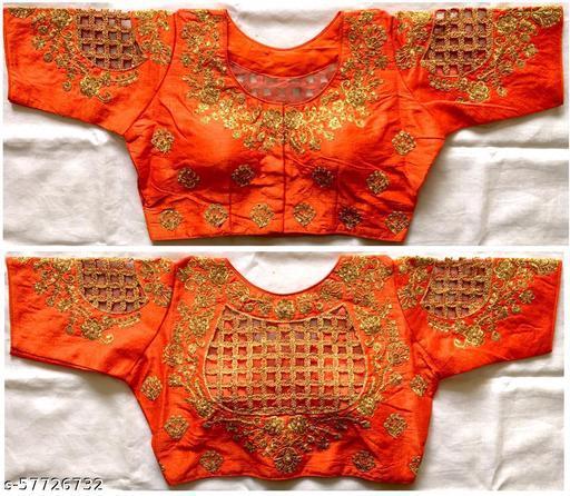 Woman Readymade Festive wear Blouse_DHAF-1090