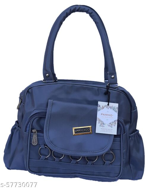 PAMHO R114 Artificial Lather Shoulder Bags