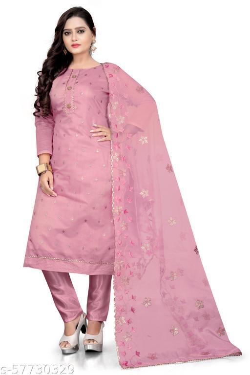 Lizza pink Suit