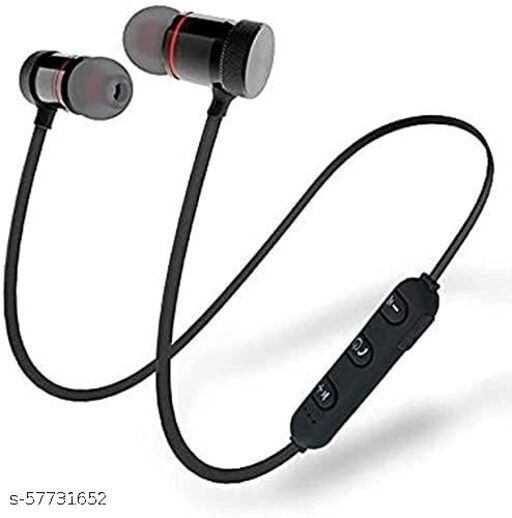 Wireless Bluetooth In-Ear Headphone Earphone