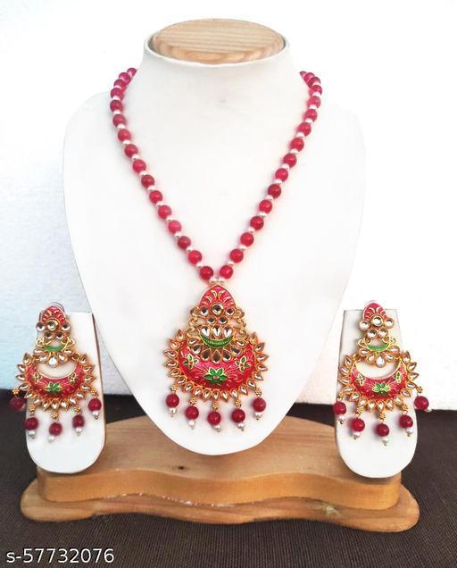 Weeding Party Jewelry Set