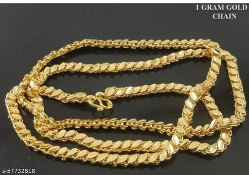 1 Gram Gold Chain