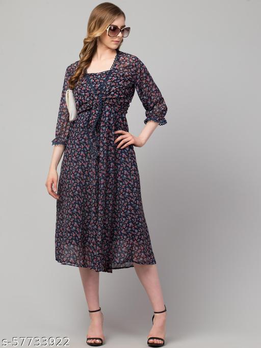 CLASSIC SHRUG DRESS