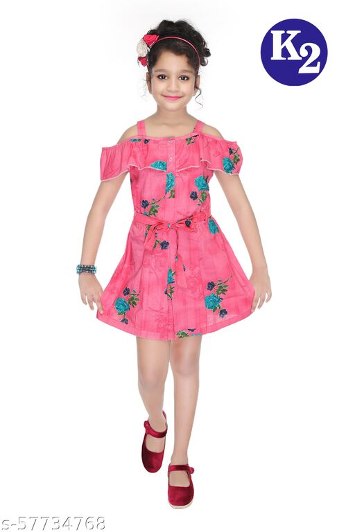 JUMP FROCK PINK