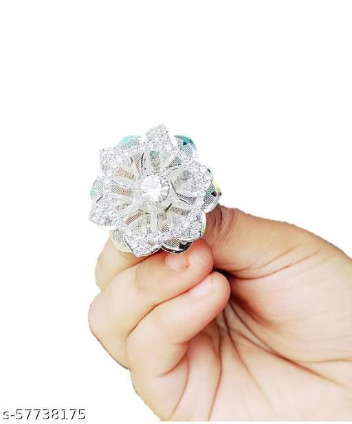 Fancy Diamond work Ring