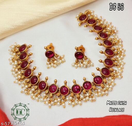 Twinkling Fancy Women Jewellery Set