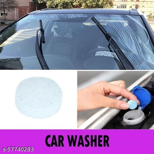 Car Wiper Detergent Effervescent Tablets Washer