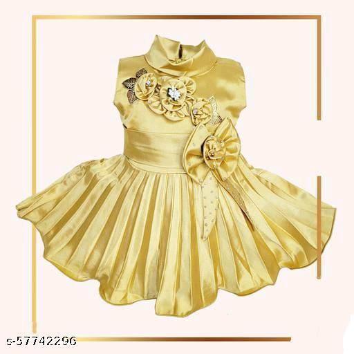 Cute Elegant Girls Frocks & Dresses